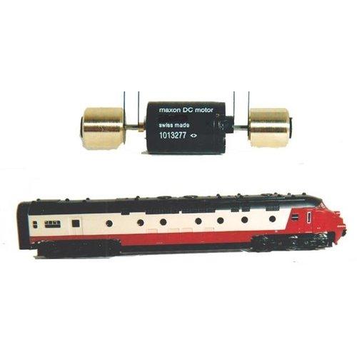 SB MODELLBAU SB Modellbau  motor kit  3070 TEE-Ram Minitrix (N)