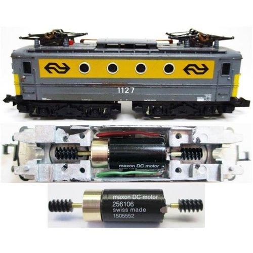 SB MODELLBAU SB Modellbau  motor kit 3066 Minitrix NS 1100 (N)