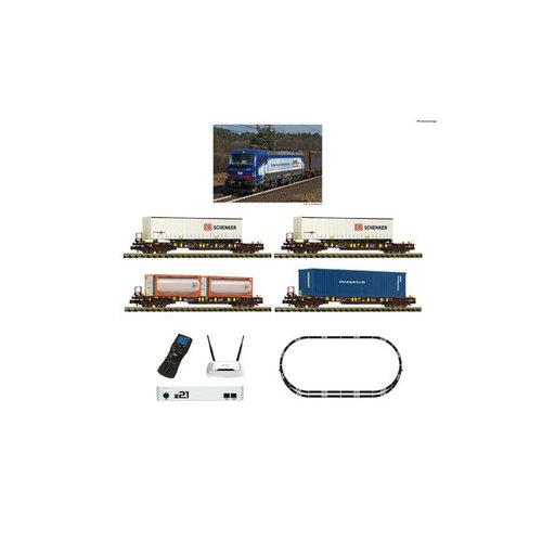 FLEISCHMANN 931901 Digitale startset z21 BR 193 HUPAC  (N )