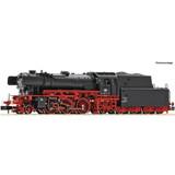 Model trains scale N