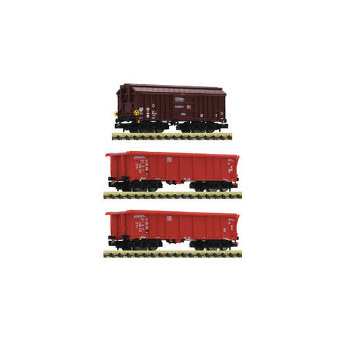 FLEISCHMANN 829358 3-delige set Tontransportwagon, DB AG (N )