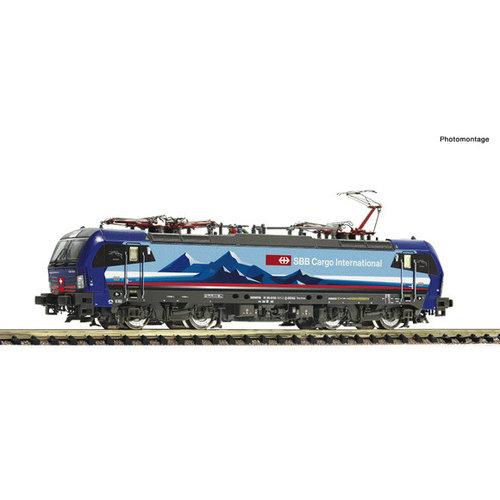 FLEISCHMANN 739389 - Elektrische locomotief 193 521-2, SBB Cargo International Digitaal met Sound
