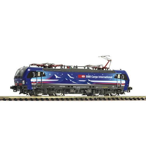 FLEISCHMANN 739390 Elektrische locomotief serie 193, HUPAC Digitaal met Sound (N )