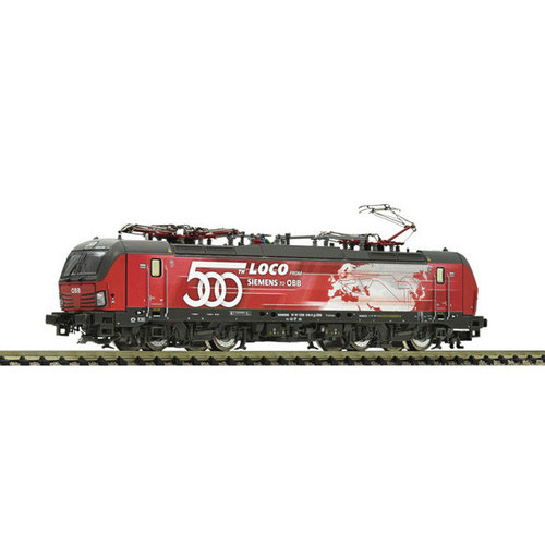 FLEISCHMANN 739394 Elektrische locomotief 12930188, ÖBB Digitaal met Sound (N )