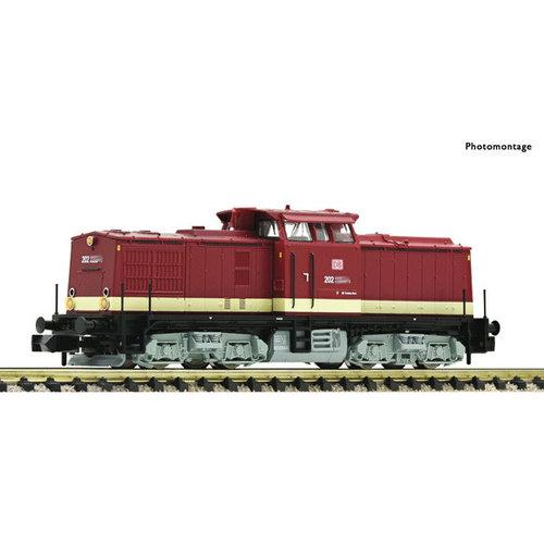 FLEISCHMANN Fleischmann 721012 - Diesellocomotief BR 202, DB AG
