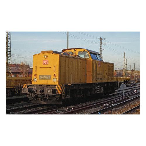 FLEISCHMANN Fleischmann 721014 - Diesellocomotief BR 203, DB AG