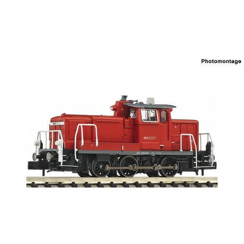 FLEISCHMANN Fleischmann 722402 - Diesellocomotief BR 363, DB AG