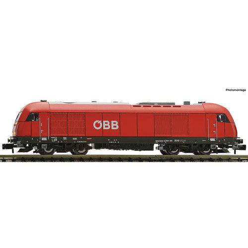 FLEISCHMANN 726019 Diesellocomotief Rh 2016, ÖBB (N )