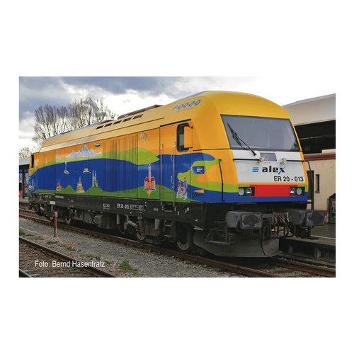 FLEISCHMANN Fleischmann 781971 - Diesellocomotief BR 223, alex Digitaal met Sound