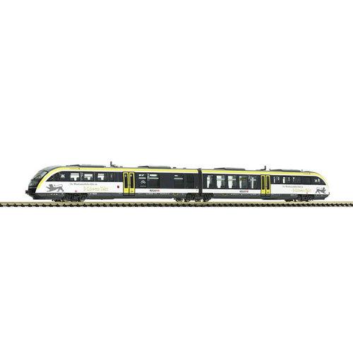 FLEISCHMANN Fleischmann 742098 - Diesel treinstel 642006-1, DB AG (West-Franken) Digitaal met Sound