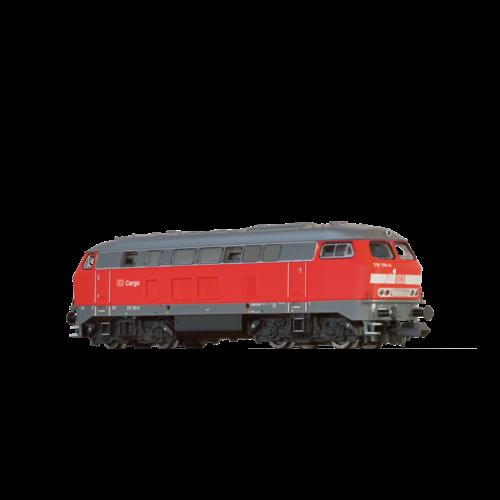 BRAWA 61213 N Diesellok BR216 DB Sound