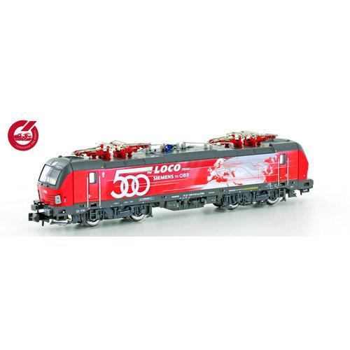 "HOBBYTRAIN H3001 E-Lok RH1293  Vectron ÖBB ""500 Loco"" Ep.VI"