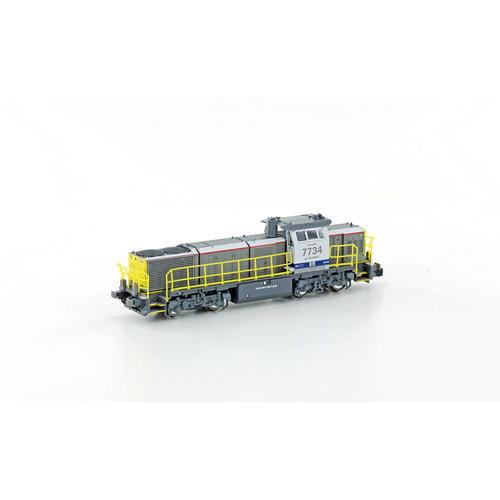 HOBBYTRAIN Diesellok G1700 SNCB   Ep.VI