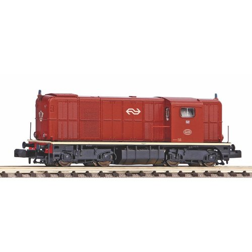 PIKO 40428 N-Diesellok Rh 2400 NS IV + DSS Next18
