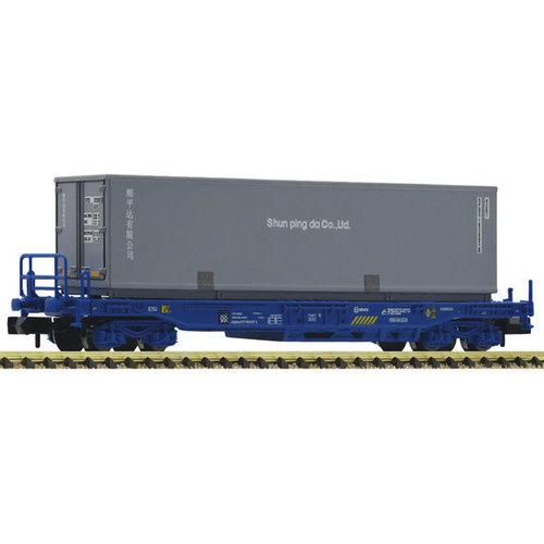 FLEISCHMANN 845375 Vrachtwagentrailer, RENFE (N )