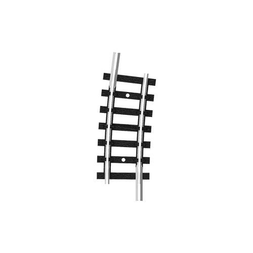 MINITRIX Gebogen rails R2 261,8 mm 7,5 Gr (14919)