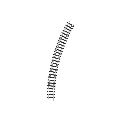 MINITRIX Gebogen rails R2 295,4 mm 30 Gr. (14920)