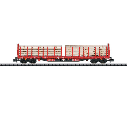 MINITRIX Goederenwagons houttransport (15650)