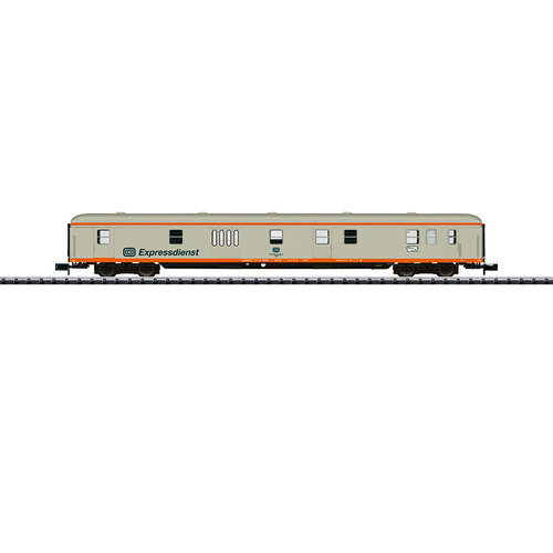 MINITRIX Express-service voor bagagewagons DB (15985)