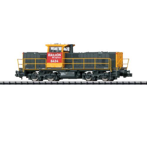 MINITRIX Diesellocomotief serie 6400 (16062)