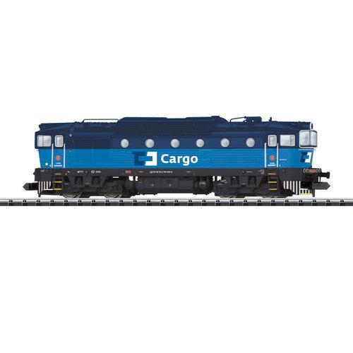 MINITRIX Diesellok Serie 750 CD Cargo (16732)