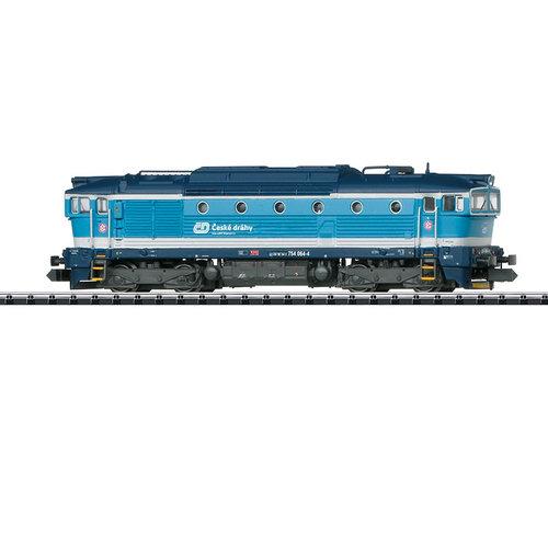 MINITRIX Diesellok 754 064-4 CD (16738)