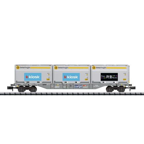 MINITRIX Containerwagon SBB Innof (18405)