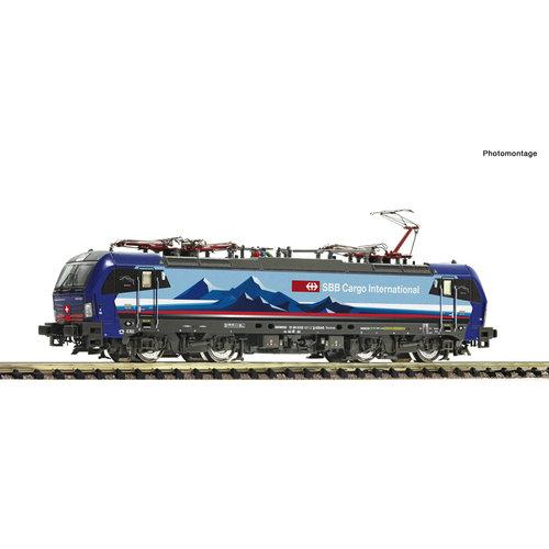 FLEISCHMANN 739389 Elektrische locomotief 193 5212, SBB Cargo International Digitaal met Sound (N )