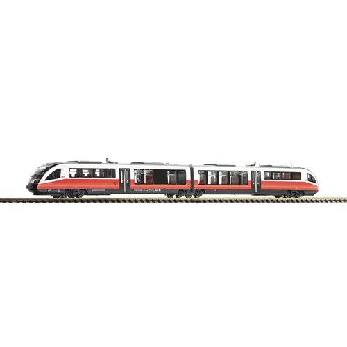 FLEISCHMANN 742277 Diesel treinstel Rh 5022 ''Cityjet'', ÖBB Digitaal en Sound (N )