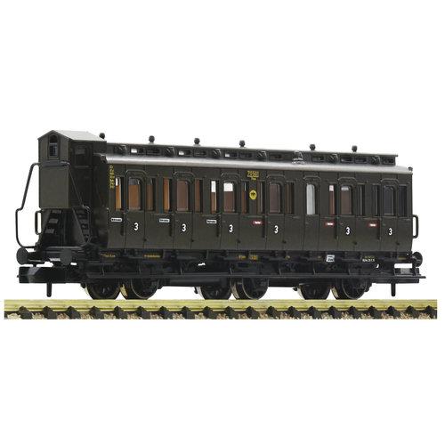 FLEISCHMANN 807005 3-assige coupérijtuig 3e klasse DRG (N )