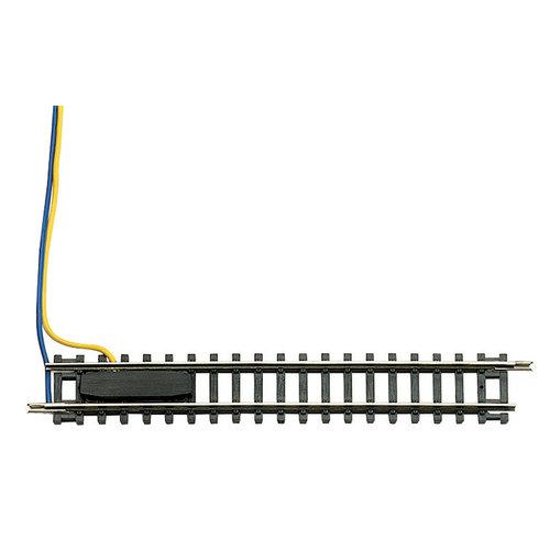 FLEISCHMANN 22220 Aansluitrail zonder bedding lengte 104,2 mm (analoog bedrijf) (N zb)
