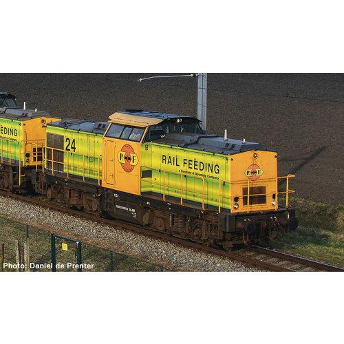 FLEISCHMANN 721015 Diesellocomotief 24, RRF (N )