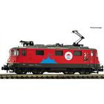"""FLEISCHMANN Fleischmann 734094 - Elektrische locomotief 420 294-1 """"Circus Knie"""", SBB"""