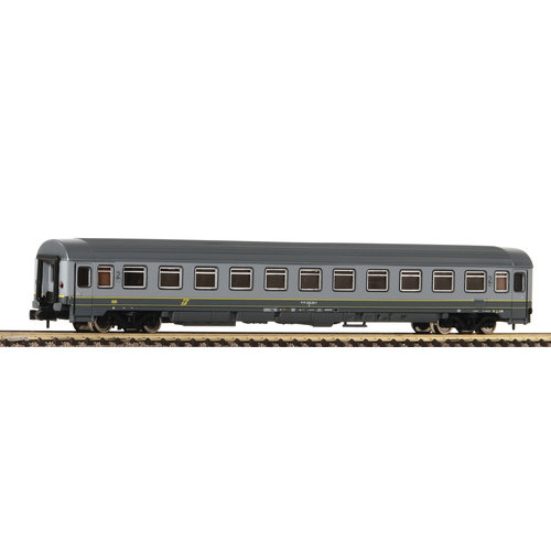FLEISCHMANN 814453 2e klas Eurofima wagon, FS grijs (N )