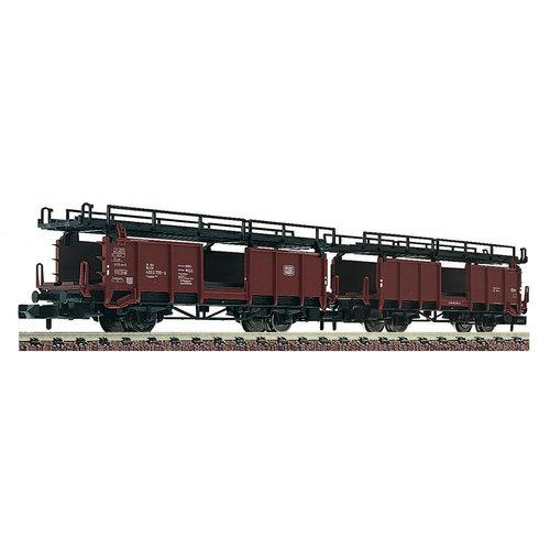 FLEISCHMANN 822401 Dubbeldekkerwagon voor autotransport in goederentreinen, DB (N )