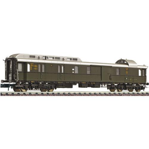 FLEISCHMANN 863604 Standaardpost- en bagagewagon, type PwPost 4ü-28 DRG (N )