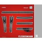 FLEISCHMANN 919004 Railuitbreidingsset Ü2, passeerspoor 2 (N )