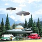 BUSCH 1010 UFO H0