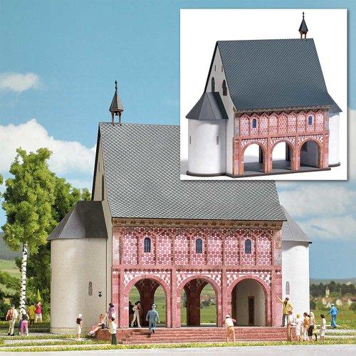 BUSCH 1389 KÖNIGSHALLE KLOSTER LORSCH H0 (7/20) *