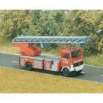 BUSCH 5608 FEUERWEHR-LEITERWAGEN H0