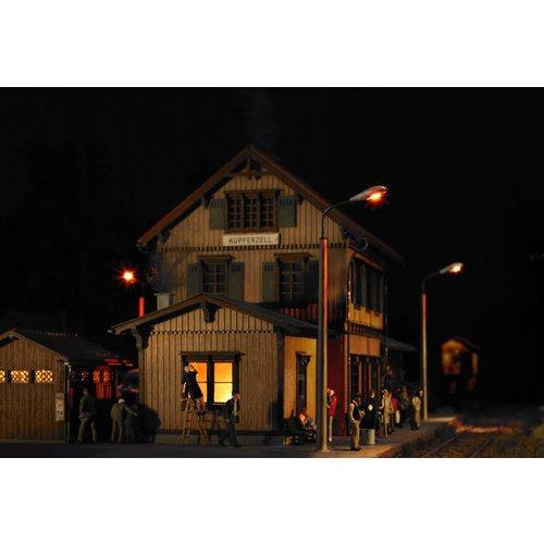 BUSCH 4137 BETONMAST-LAMPE (LBL) H0