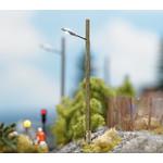 BUSCH 4154 LAMPE MIT HOLZMAST H0