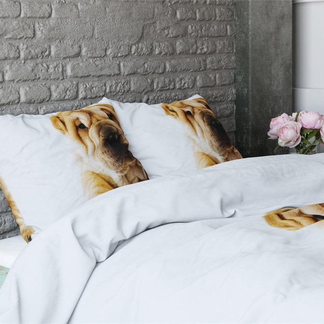 Beauty Sleep Wit Dekbedovertrek