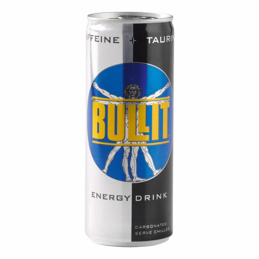 Bullit Energy drink 25cl-1