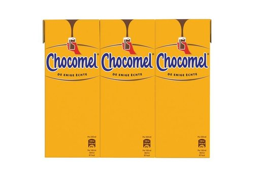 Chocomel Vol 20 cl (6-pack)