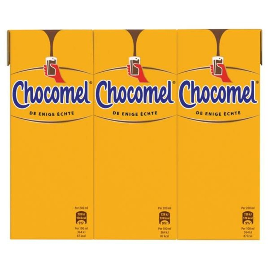 Chocomel Vol 20 cl (6-pack)-1