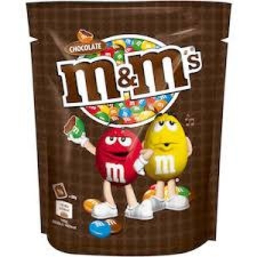 M&M's Chocolate-1