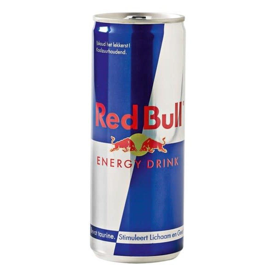 Red Bull Energy drink 25cl-1