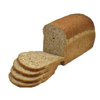 Half brood bruin volkoren