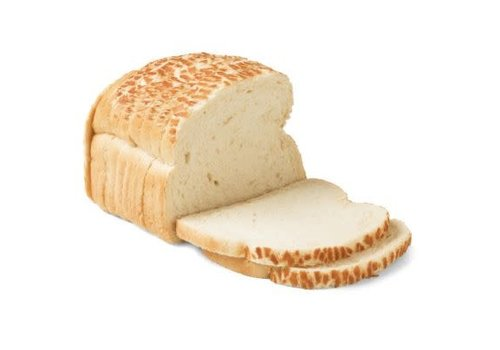 Half brood tijgerwit